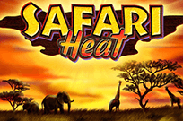 Бонусы Вулкан в автоматах Safari Heat